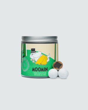 Moominpappa - Liquorice with dark milk chocolate and whiskey