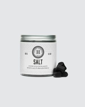 Salt - Soft, salty liquorice with 9% raw liquorice from Calabria