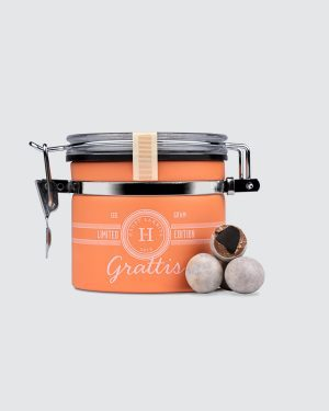 Grattis (Congrats) - Sweet liquorice with dark dulce de leche, lemongrass, cinnamon and thai chili